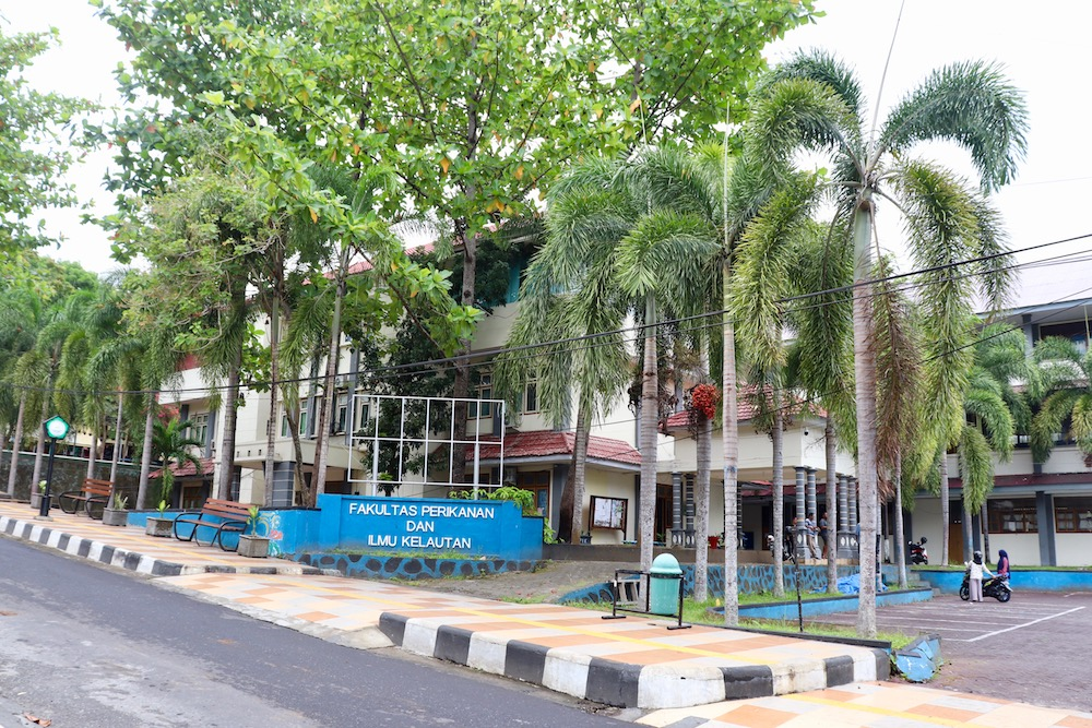 Faculty of Fisheries and Marine Science at Universitas Khairun
