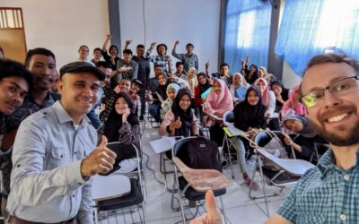 Eastern Indonesian Classroom Experience